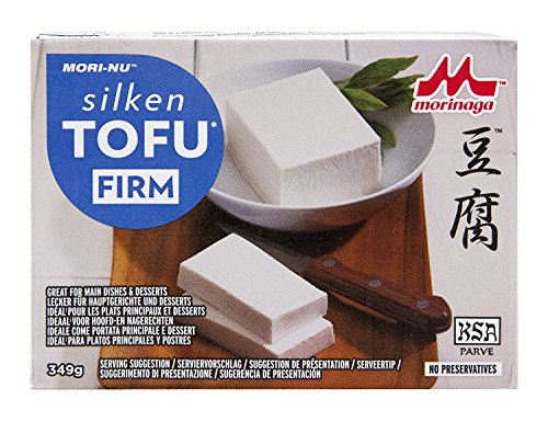 Mori-Nu Silken Tofu, Firm, 12.3 Ounce