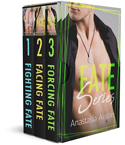 Fate Box Set: Contemporary New Adult and College Romance Books 1-3 (English Edition)