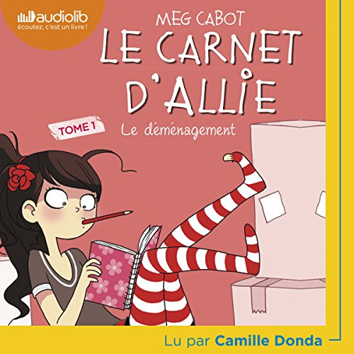 Le Déménagement audiobook cover art