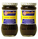 Koon Chun Hoisin Sauce, 15-Ounce Glass Jars (Pack of 2)