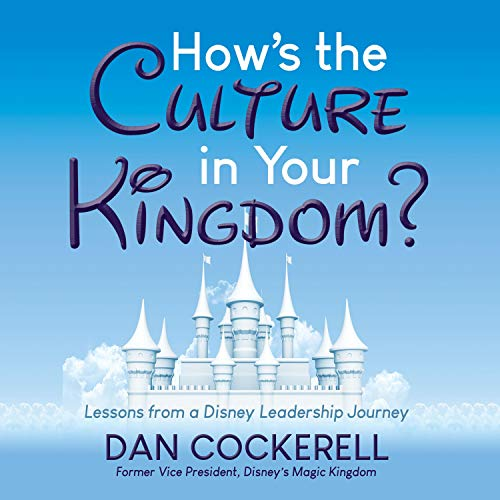 How's the Culture in Your Kingdom?  By  cover art