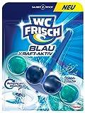 WC Frisch Kraft-Aktiv Blauspüler Ozeanfrische Paket, 50 g