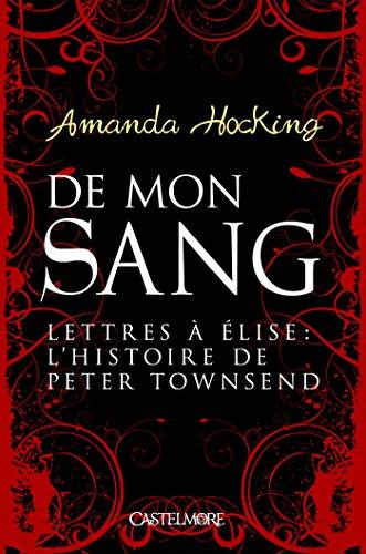 Couverture du livre Lettres à Élise : l'histoire de Peter Townsend