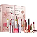 SEPHORA FAVORITES Give Me More Lip 2019 (8Pcs Set)