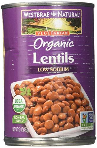 WESTBRAE Organic Lentils