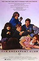 ブレックファストクラブREPLICA1985映画のポスター 11x17平行輸入