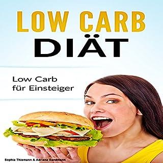 Low Carb Diät: Low Carb für Einsteiger Titelbild