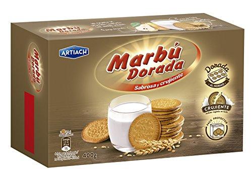 Artiach - Galletas Marbu Dorada 400 g