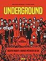 Underground: Grandes Prêtresses du Son et Rockers Maudits par le Gouëfflec