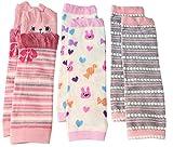 Scaldamuscoli da bambina, confezione da 3 paia Pink Bear M...