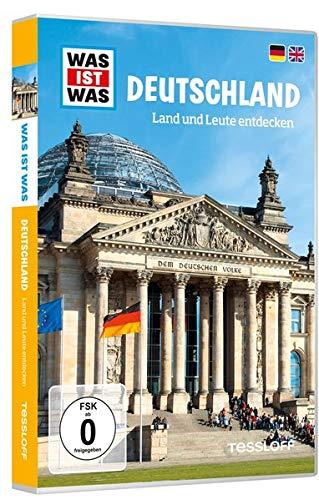 Was Ist Was DVD Deutschland. Land und Leute entdecken