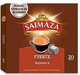 Capsulas Compatibles Nespresso®* Saimaza Fuerte 20 Unidades