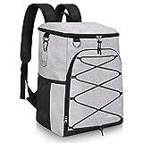 SEEHONOR Insulated Cooler Backpack Leakproof Soft Cooler Bag Lightweight...