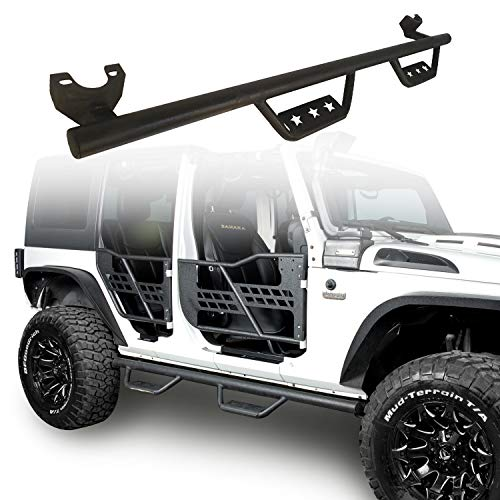 jeep 4 door running boards - 2