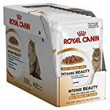 ROYAL CANIN Cibo Umido per Gatti Adulti Intense Beauty - 1020 gr