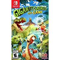 Gigantosaurus The Game Standard Edition for Nintendo Switch by Outright Games