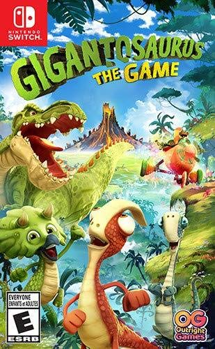 Gigantosaurus The Game for Nintendo Switch - Nintendo Switch