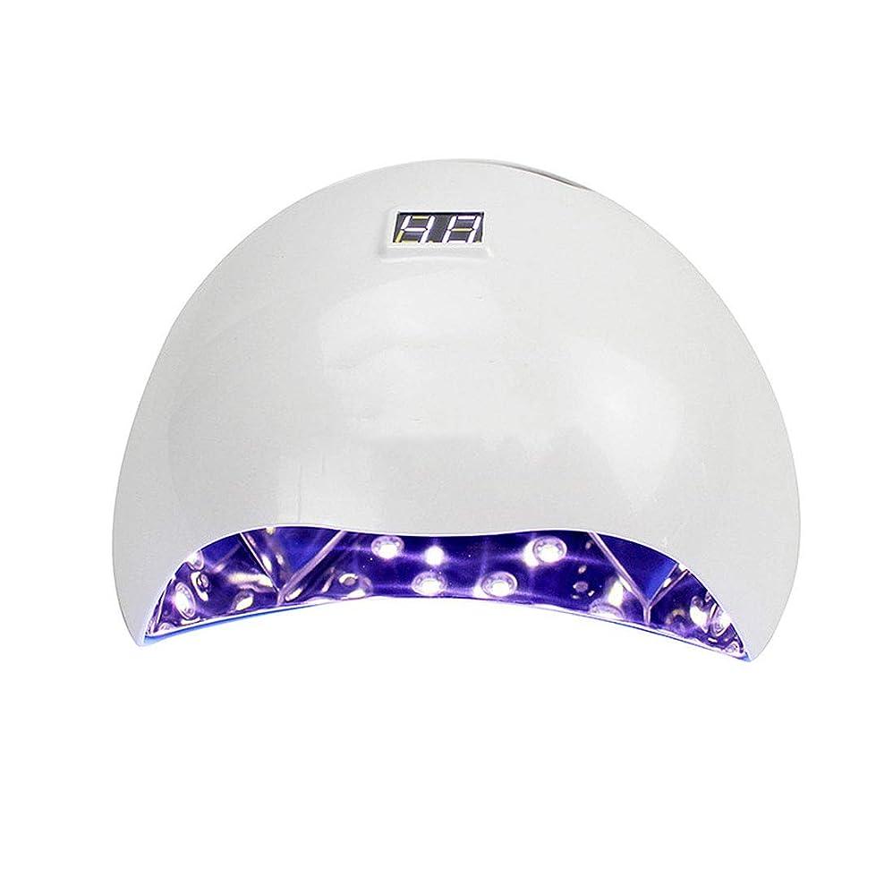 闘争複合郡シェラックおよびゲルの釘のための専門の紫外線およびLEDの釘ランプそして釘のドライヤーの表示