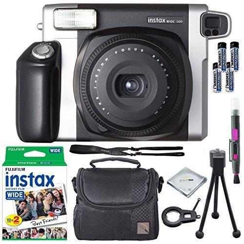 Fujifilm Instax Wide 300 Instant Film Camera +...