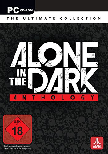 Alone In The Dark Anthology–The Ultimate Collection–[PC]