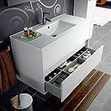 Salgar noja 700 - Mueble noja 700 lavabo suspendido/a blanco