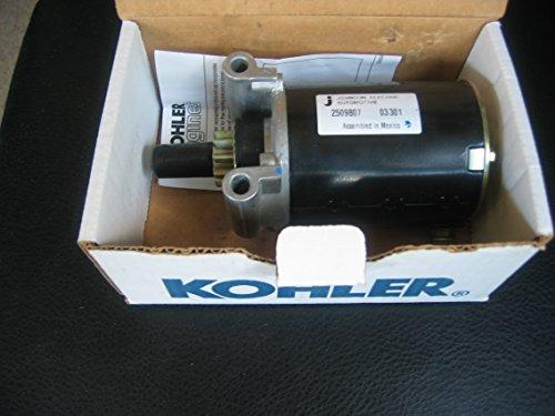 Kohler 25-098-07-S Lawn & Garden Equipment Engine Starter Motor Genuine Original Equipment Manufacturer (OEM) Part