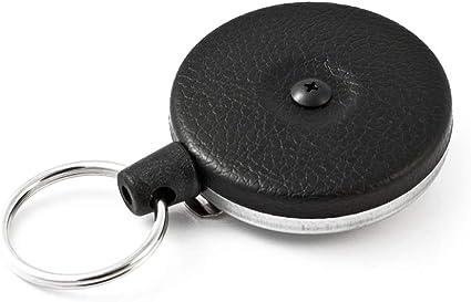 Retractable Reel 24 in Key-BAK Original 8oz 61 cm Stainless Steel Chain Bla...