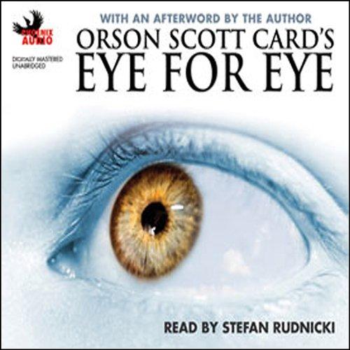 Eye for Eye audiobook cover art