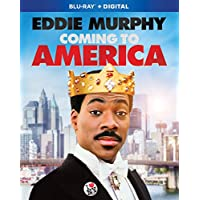 Coming to America (Blu-ray + Digital)