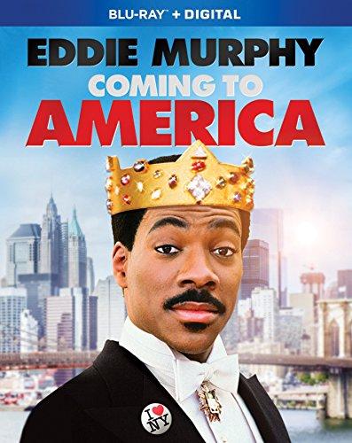 Coming to America (Blu-ray + Digital)
