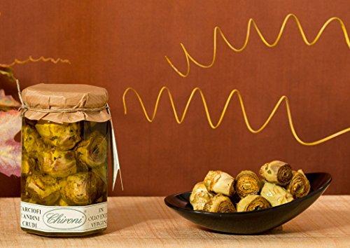 Chironi - Carciofi candini crudi 285 gr
