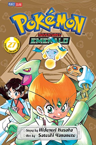 POKEMON ADVENTURES GN VOL 27