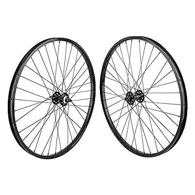 "SE Bike BMX 29"" Wheelset 29 Black"