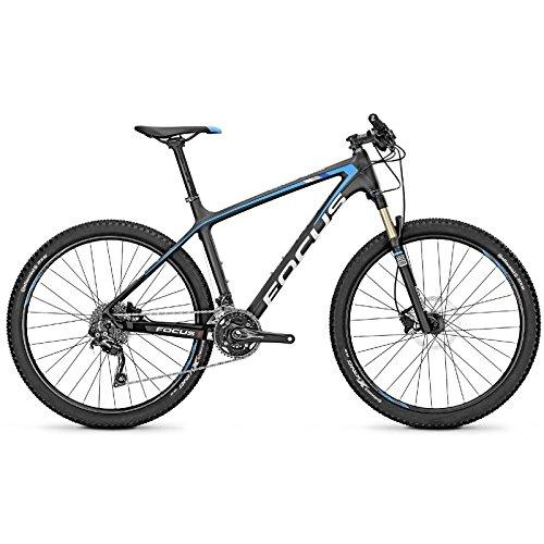 Focus Raven 27R 6.0 Mountain Bike 2015 (Carbon/Blau, S)