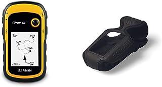 $100 » Garmin eTrex 10 Worldwide Handheld GPS Navigator & Carrying Case