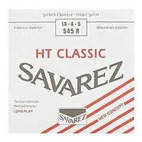 SAVAREZ 545R ALLIANCE Normal tension クラシックギター弦 5弦 バラ弦×5本