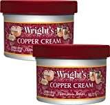 Best Brass Cleaners - Wright's Copper and Brass Polish and Cleaner Cream Review