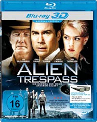 Alien Trespass (Real 3D Blu-ray) [Special Edition]