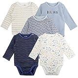 OETEO Baby Onesies Short Sleeves for Babies...
