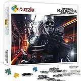 Rompecabezas de 1000 piezas Battlefield 3 para adultos divertidos juegos (75 x 50 cm)