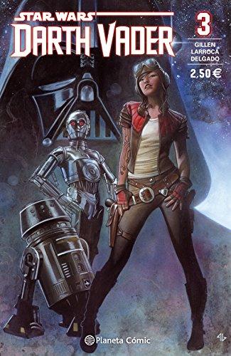 Star Wars Darth Vader nº 03/25 (Star Wars: Cómics Grapa Marvel)
