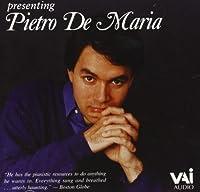 Pietro De Maria Plays by Pietro De Maria (2001-12-18)