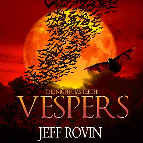 Vespers audiobook cover art