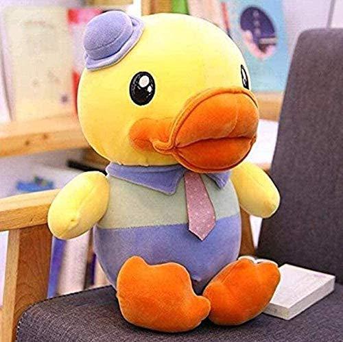 OELPAN Teddy Spielzeug 30 cm große Mund kleine gelbe Puppe niedliche Duck Teddy Tiere weiche Teddy Spielzeug für Kinder