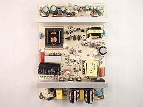 """small Westinghouse40 """"VR-4085DFTW-61901-S040CLK4180-001F power supply board (with LCD display)"""