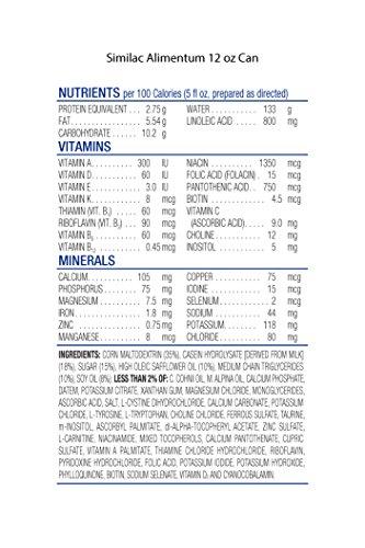 Image of Similac Alimentum powder 2 pack