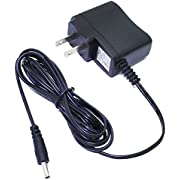 AC Power Adapter for Omron Healthcare 5, 7 Series Upper Arm Blood Pressure Monitor - UL Listed Power Supply Charger Cord Replacement for HEM-ADPTW5 by Tbuymax