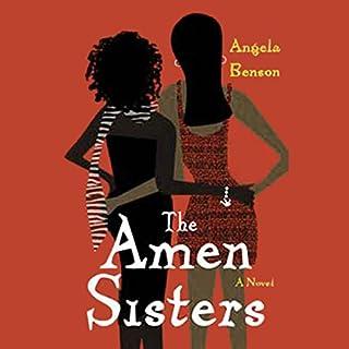 The Amen Sisters audiobook cover art