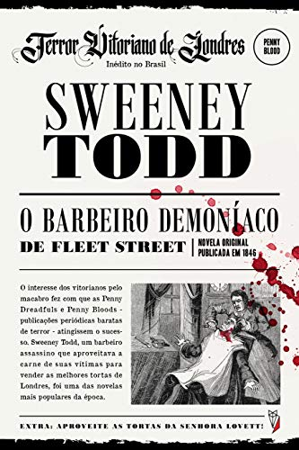 Sweeney Todd, O Barbeiro Demoníaco De Fleet Street