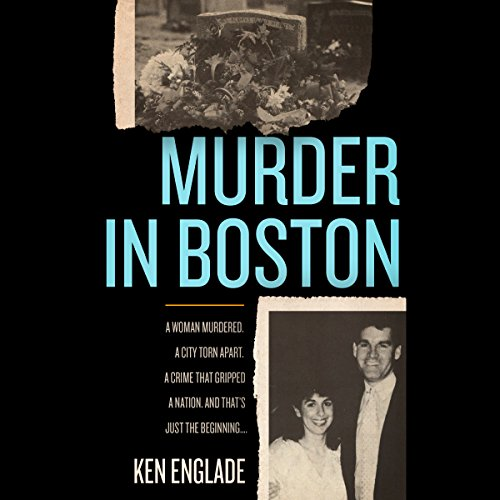 Murder in Boston audiobook cover art